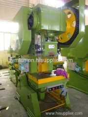 tilting power press mechanical