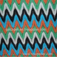 Yarn Dyed Mesh Fabric