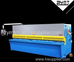hydrraulic cutting machine shearing machine sheet metal cutting shearing machine