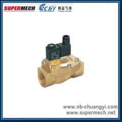 2V250-25 Series Two-position Two-way 1 inch water solenoid valve
