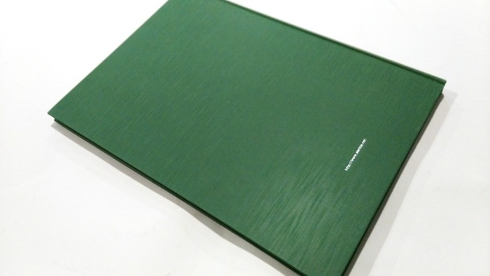 Cloth Cover Book Printing : Cloth finished paper cover casebound book printing