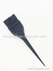 二重線は、プラスチック製のプロのヘアブラシ毛