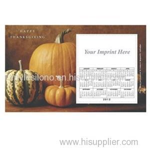 Custom Printed Pumpkin 8.5inch X 5.25inch Magnets