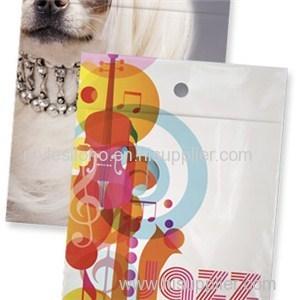 Custom 9x12 Full Color Litterbags