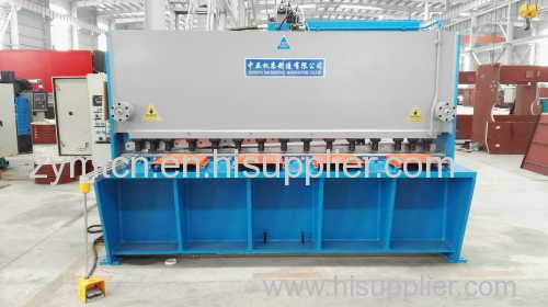 cnc shearing machine cutting machine easy operation shearing machine cutting machine