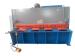 cnc hydraulic shearing machine cutting machine guillotine shearing machine cutting machine