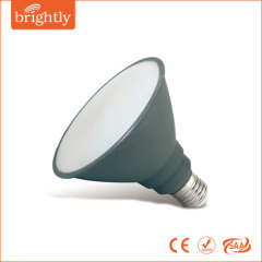Plastic housing LED Bulb 10W SMD LED PAR38
