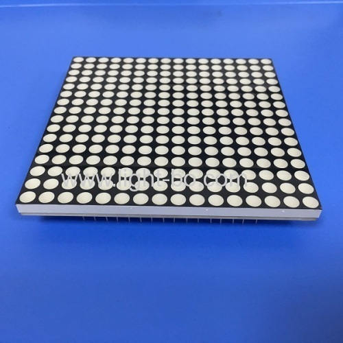 Ultra Red 5mm 16*16 Dot matrix LED Display for display screen/ moving signs / message boards