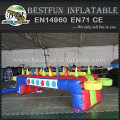 Adults and children inflatable under pressure