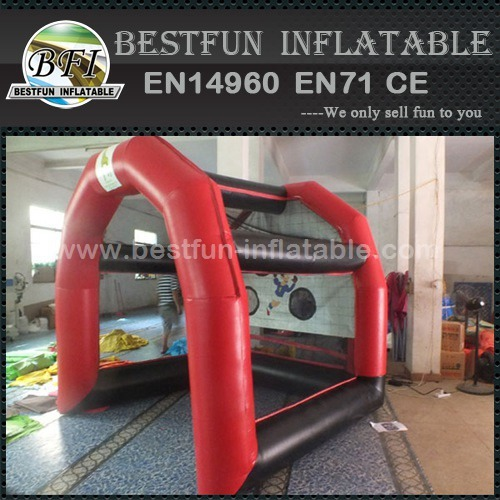 Promotional Inflatable Kids Football Goal