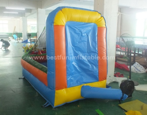 Inflatable baseball shooting game baseball battling cage