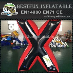 Inflatable Paintball Bunkers for Shooting