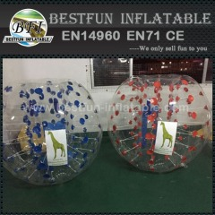 Promotional 100% TPU knocker ball