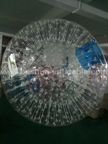 Inflatable zorbing ball inflatable grass ball