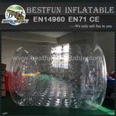 TPU or PVC inflatable water Walking roller