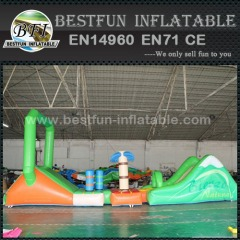 Funny air water game inflatable water toys