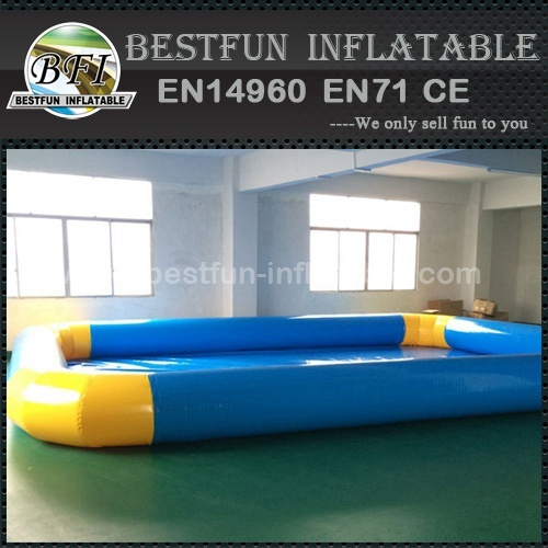 Adult large inflatable swimming pool