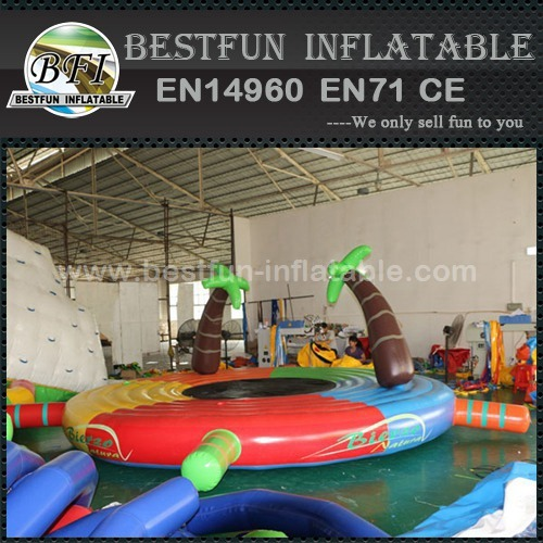 Factory price cheap crazy inflatable water toys