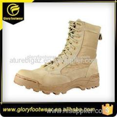Military Boots Police Shoes