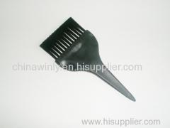 小さな黒い色合いプロのヘアブラシ
