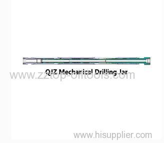 Mechanical drilling jar type QJZ