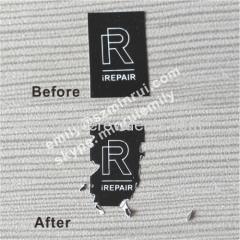 Custom Black Printed Warranty Screw Stickers For Mobile Phone Repair Use