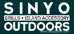 BBQ Island Double Door 24