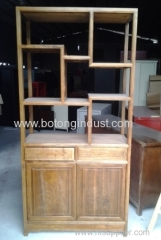 Antique reproduction bookcase