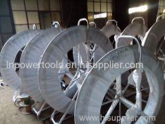 Fiberglass Cable Guide Roller