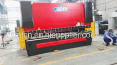 cnc brake press cnc sheet metal cuuting and bending machine hydraulic press brake cnc press brake