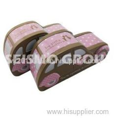 Car Shaped Tin Packaging Box