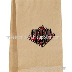 Brown Bulk Popcorn Bags