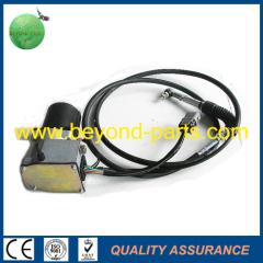 Daewoo excavator DH220-5 DX225-5 throttle motor 2523-9014