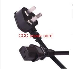GB plug the power cord bend ac power cord