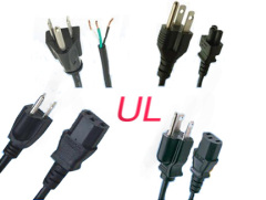 Free sample China factory UL VDE approved ac power cord