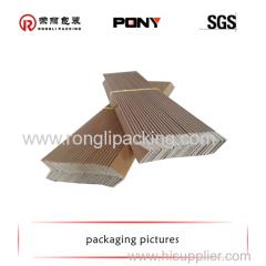 brown paper corner volume large profit small