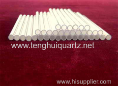 High temperature resistant opaque quartz glass products