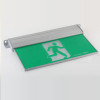 emergency LED exit sign board manufacturer China factory