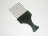 Metal Pin Plastic Professional comb