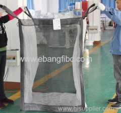 Mesh bag for packing potato
