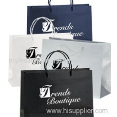 London Matte Eurotote Foil Hot Stamp