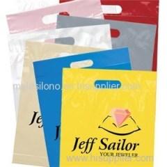 Customized Die Cut Handle Bags