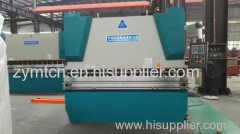 cnc bending machine and cutting machine cnc brake press sheet metal cutting and bending machine press brake