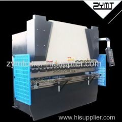 easy operation hydraulic bending machine sheet metal cutting and bending machine with two years warranty