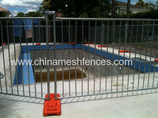Portable swimming pool fence panels manufacturers and