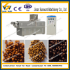 Floating fish feed extruder machine fish feed pellet making machine