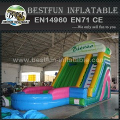 Inflatable Yard Slip Slide For Personal