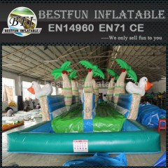 Commercial Inflatable Wet N slip