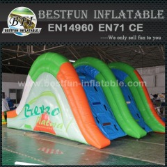 Giant Water Slides For Inflatable Aqua Park