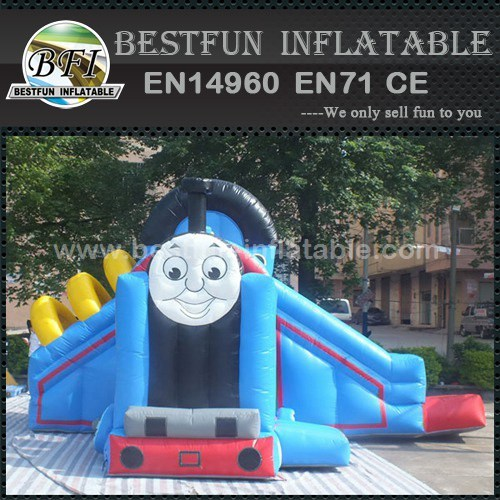 Thomas the train inflatable bounce